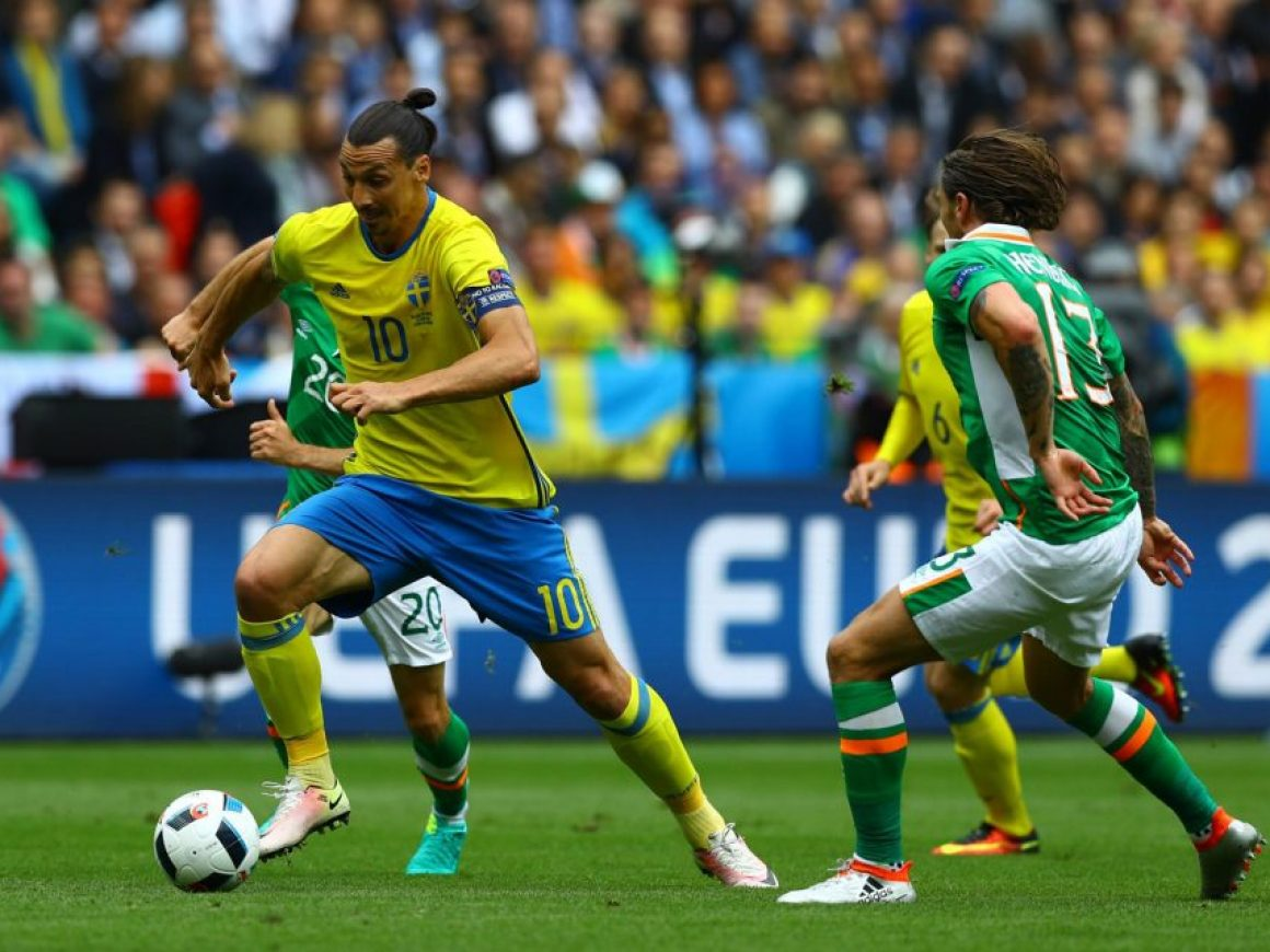 Football Ibrahimovic