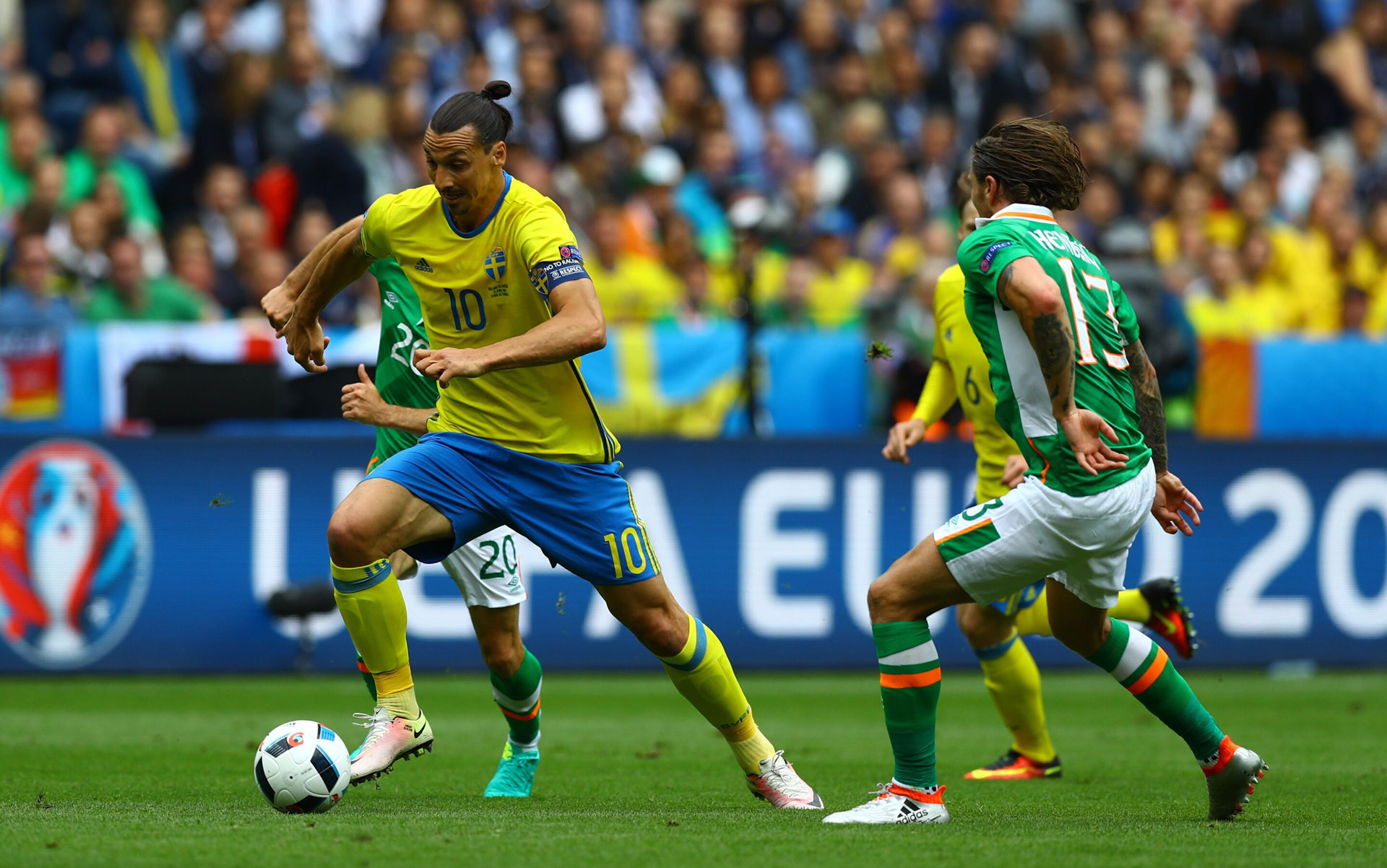 Football Ibrahimovic