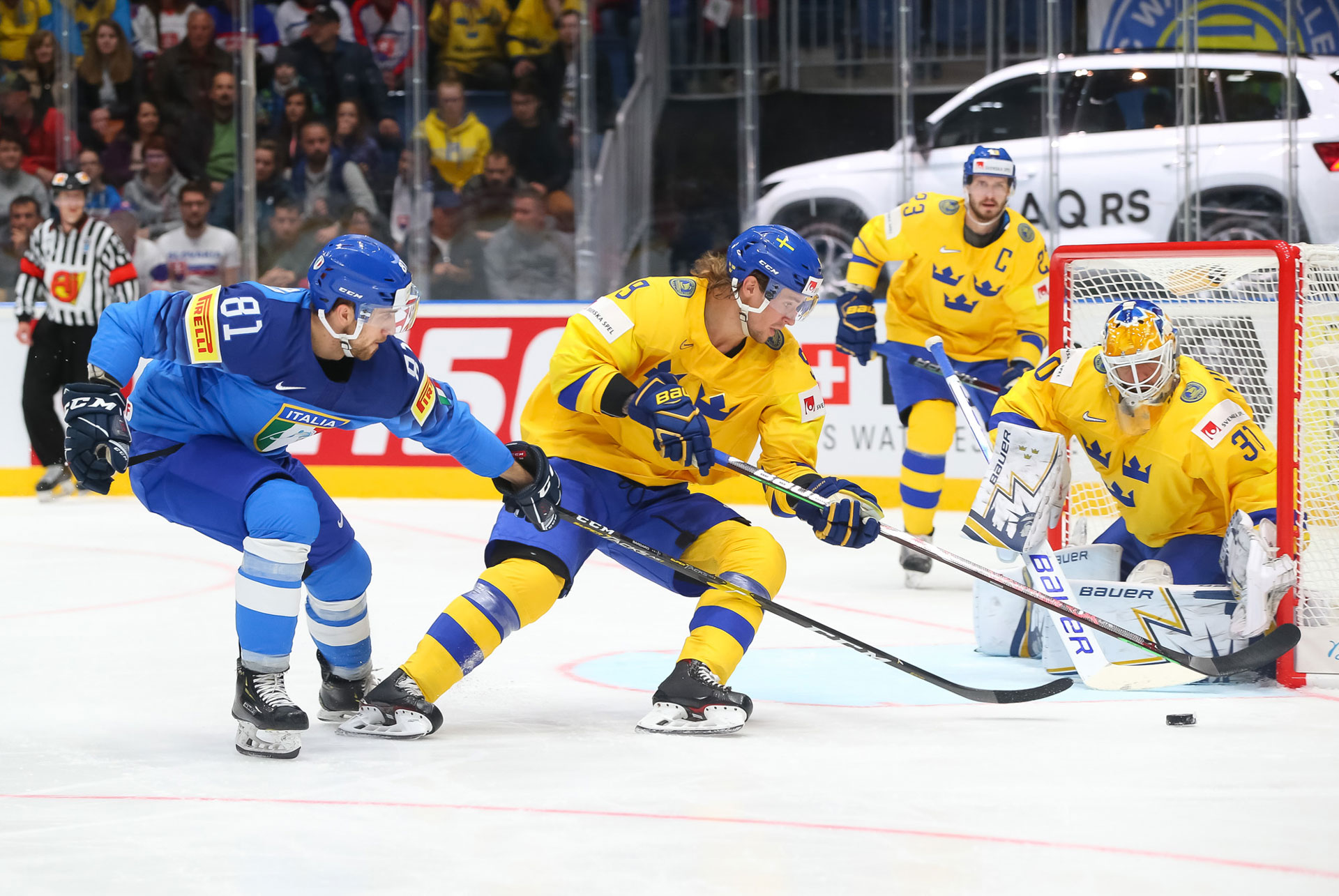 Ice hockey sweden