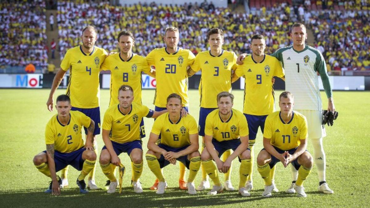 sweden squad 2018